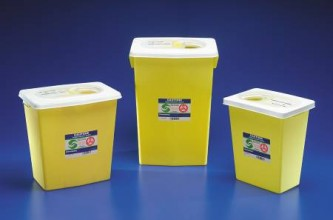 Chemotherapy Containers