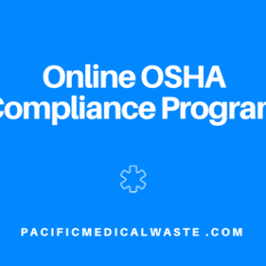 OSHA Compliance Medical Waste