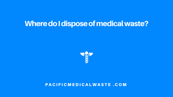 California medical waste